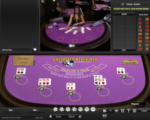 Live casino met iDeal
